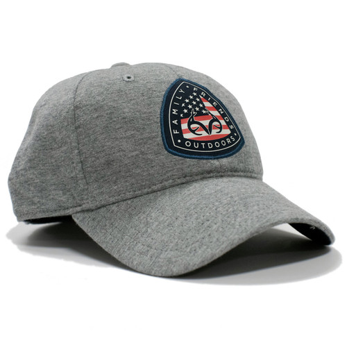 Americana Pride Fitted Hat