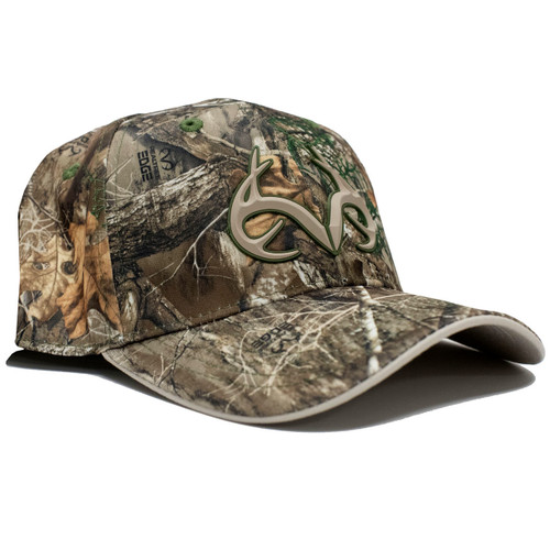 Realtree Edge Performance Fitted Hat