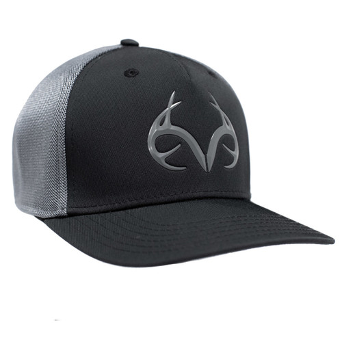 Realtree Blackout Performance Fitted Hat