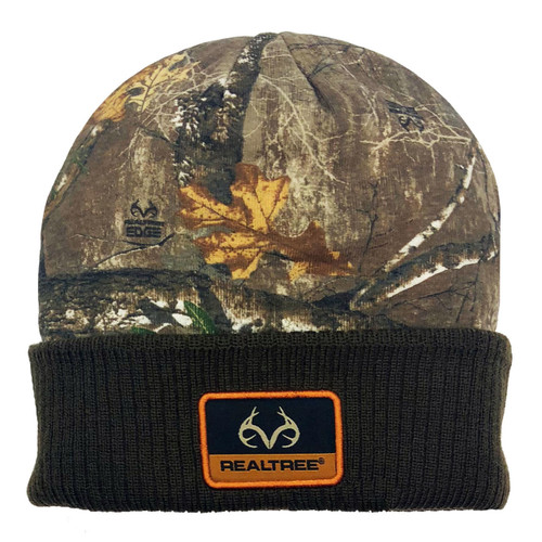 Realtree Edge Cuffed Richardson Beanie