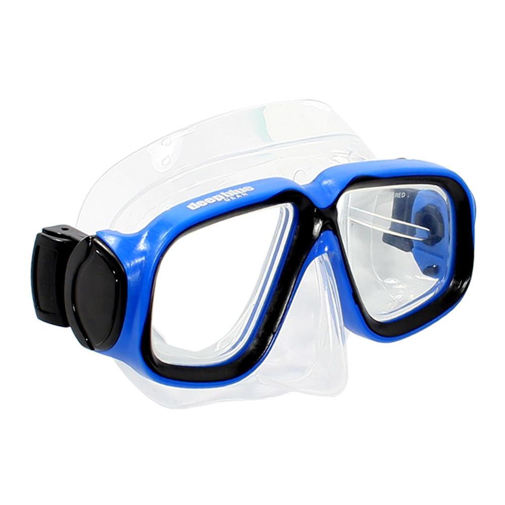 Maui Junior - Kid's Prescription Diving Snorkeling Mask by Deep Blue Gear