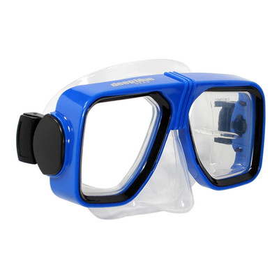 Spirit 2 - Prescription Diving Snorkeling Mask by Deep Blue Gear
