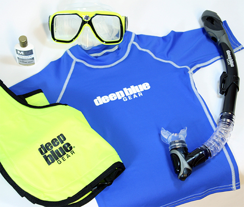 5 Items for Your First Snorkeling Trip