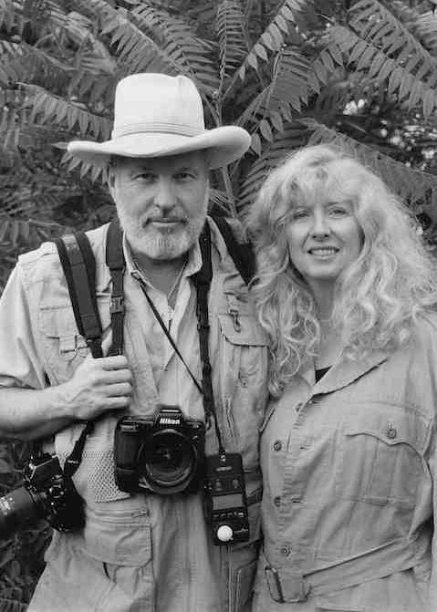 David and Victoria Bjorkman