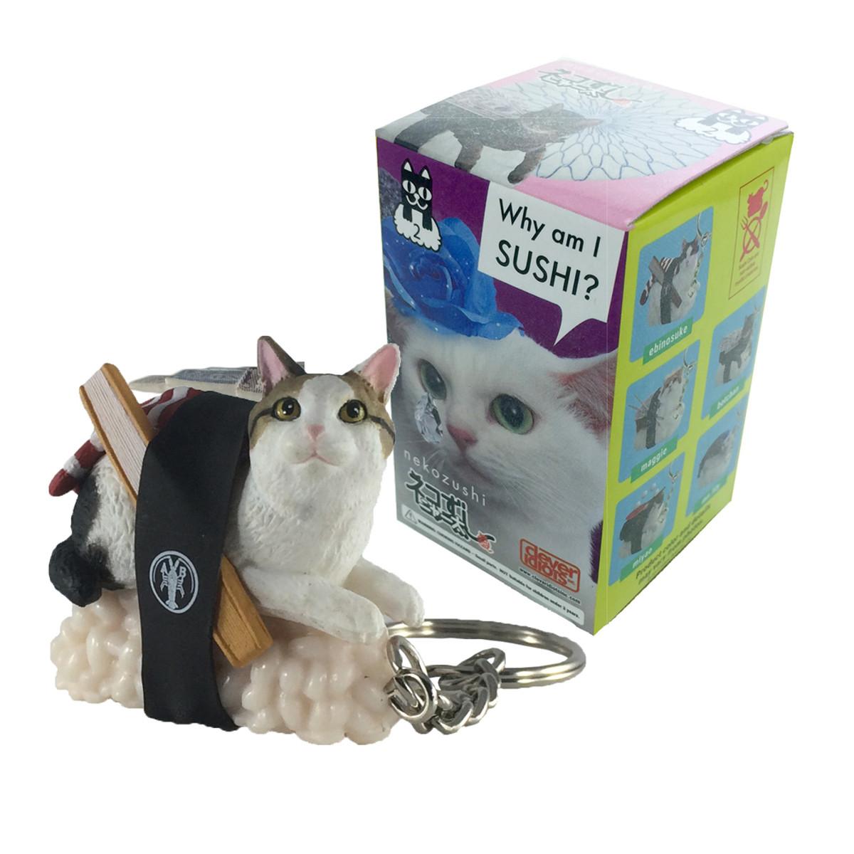 Nekozushi Sushi Cat Series 2 Blind Box Myplasticheart