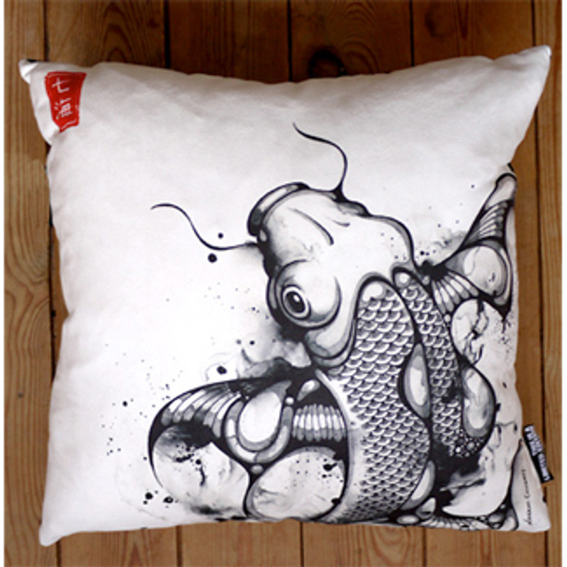 Suspended Animation Pillow