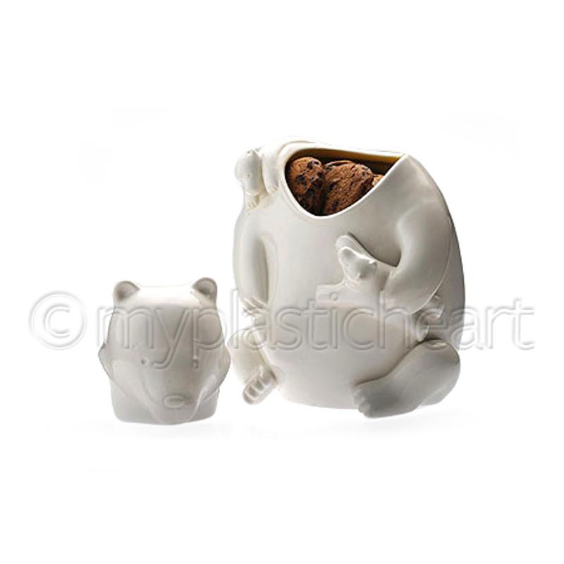 Mama Bear Cookie Jar