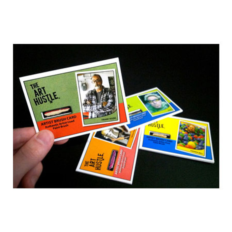 The Art Hustle Series 3 : Trading Card Pack