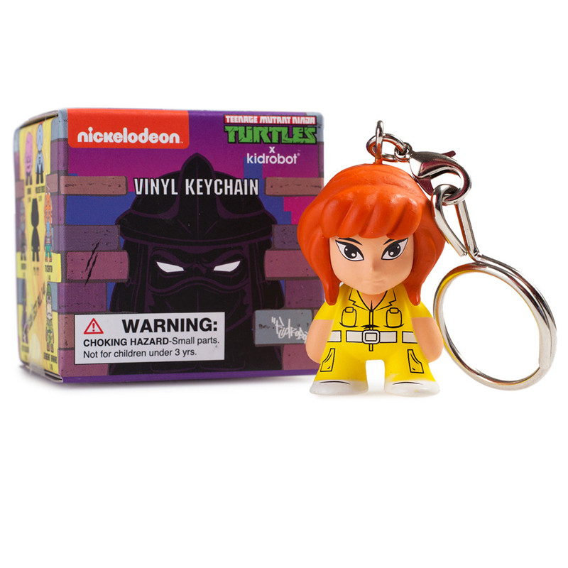 TMNT Shell Shock Keychain Series : Blind Box