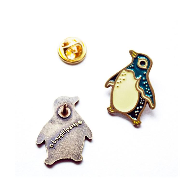 Penguin Enamel Pin