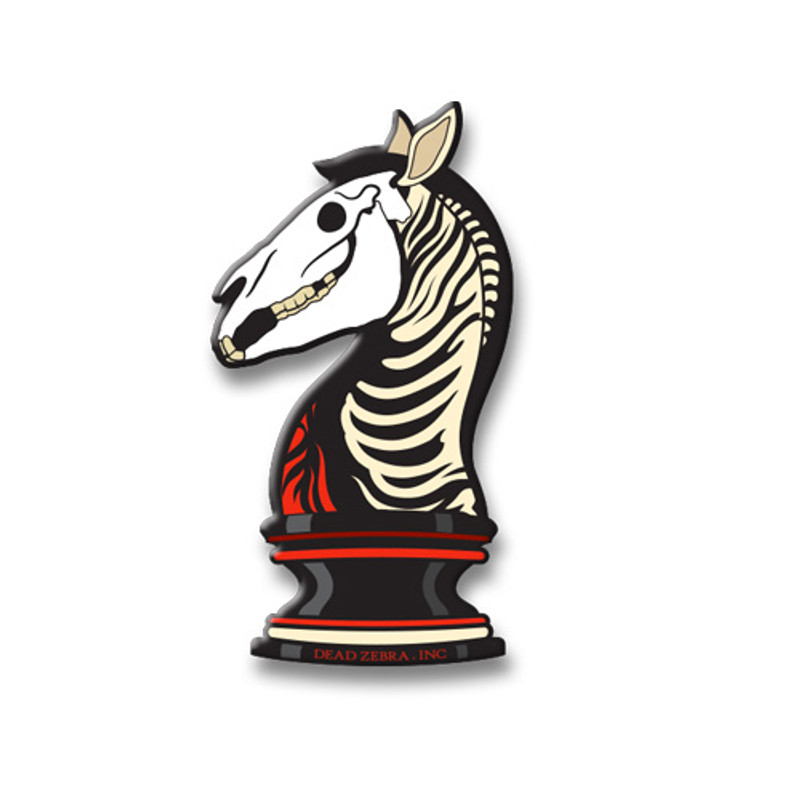 Last Knight Enamel Pin