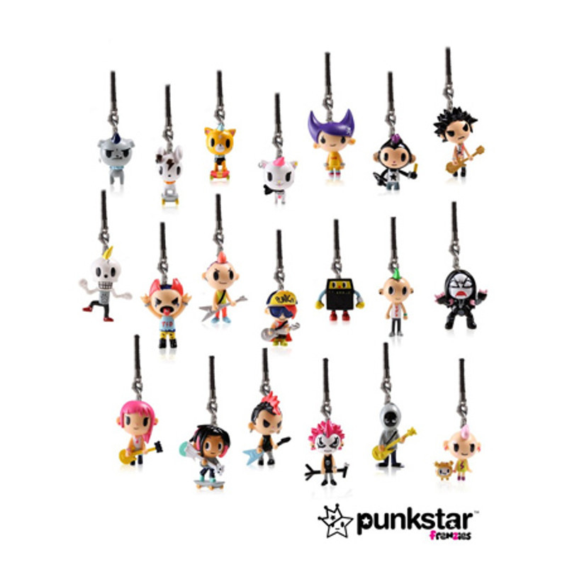 Punkstar Frenzies : Case of 30