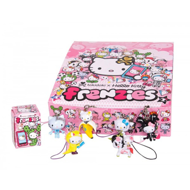 Tokidoki x Hello Kitty Frenzies : Case of 30