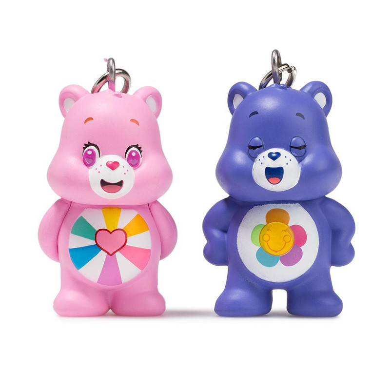 Care Bears Keychains : Case of 24