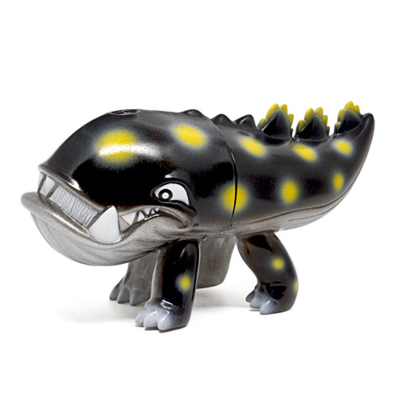 Walking Killer : Black Silver and Yellow