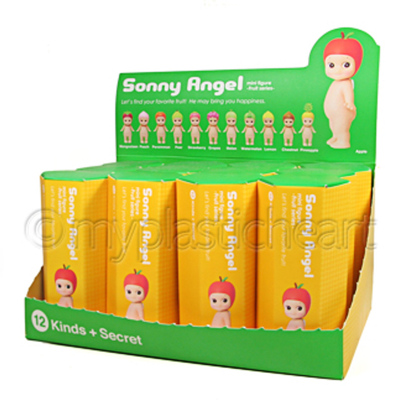Sonny Angel : Fruit Series Case of 12
