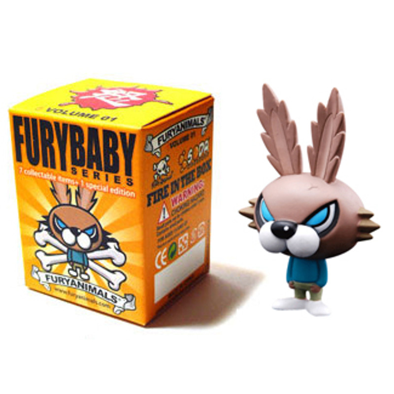 Fury Baby Mini Figure Series : Blind Box