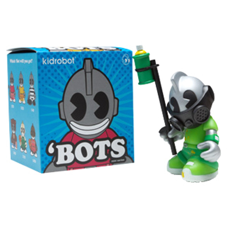 Kidrobot 'Bots 3 inch Mini Series : Blind Box