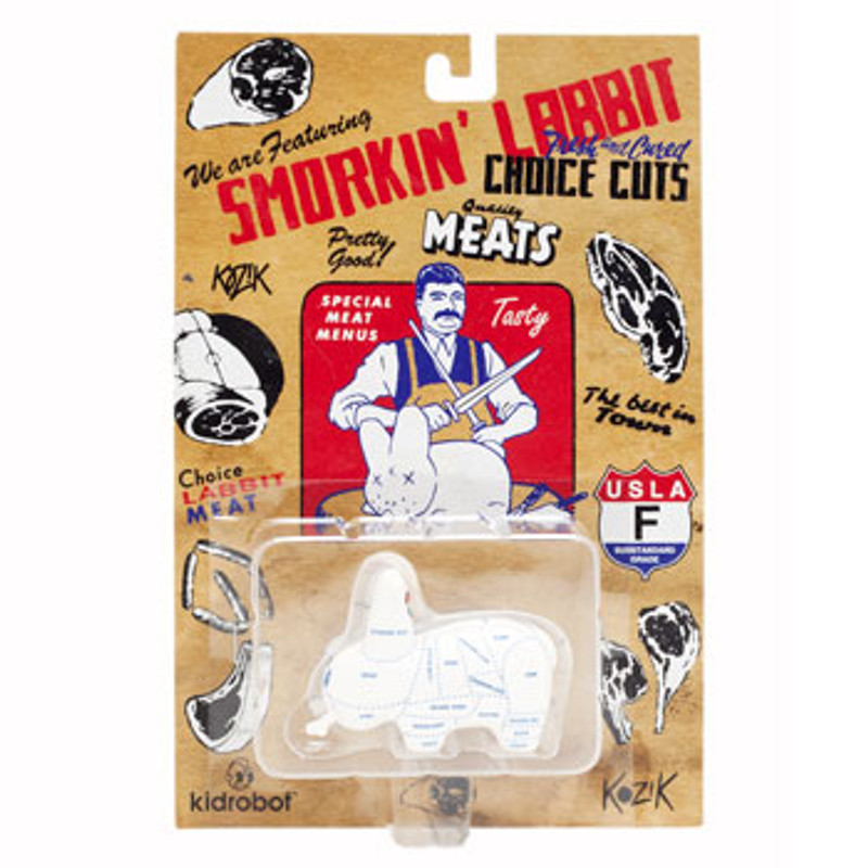 Smorkin' Labbit 2.5 inch : Choice Cuts