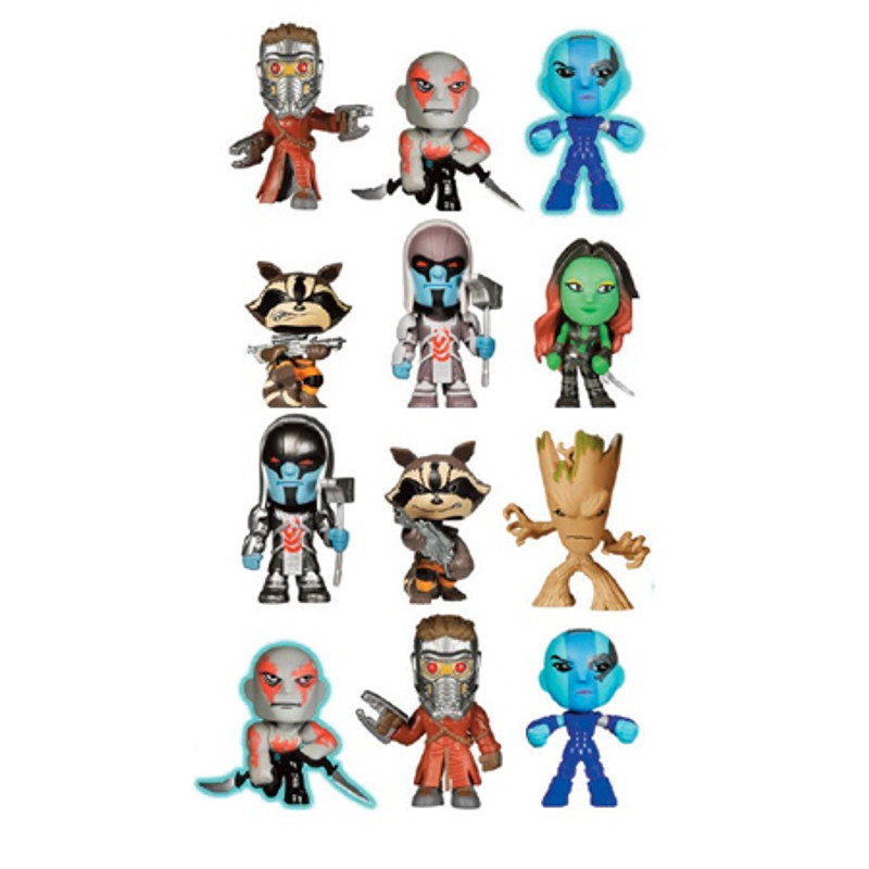 Guardians of the Galaxy Bobblehead Mystery Mini Series : Blind Box
