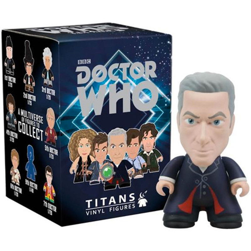 12th Doctor Who Regeneration Collection : Blind Box