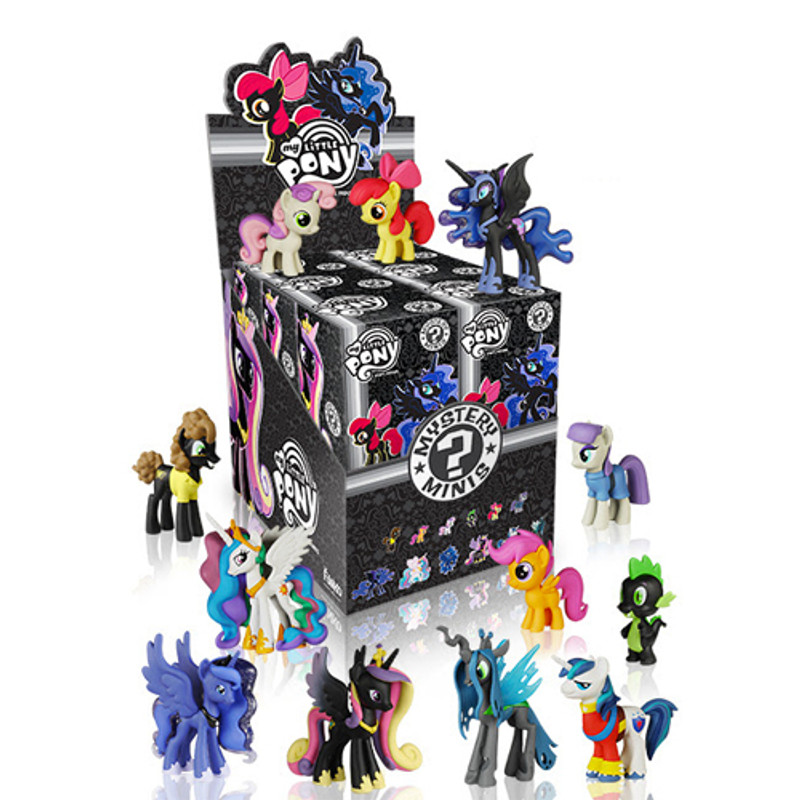 My Little Pony Mystery Mini Series 3 : Case of 12