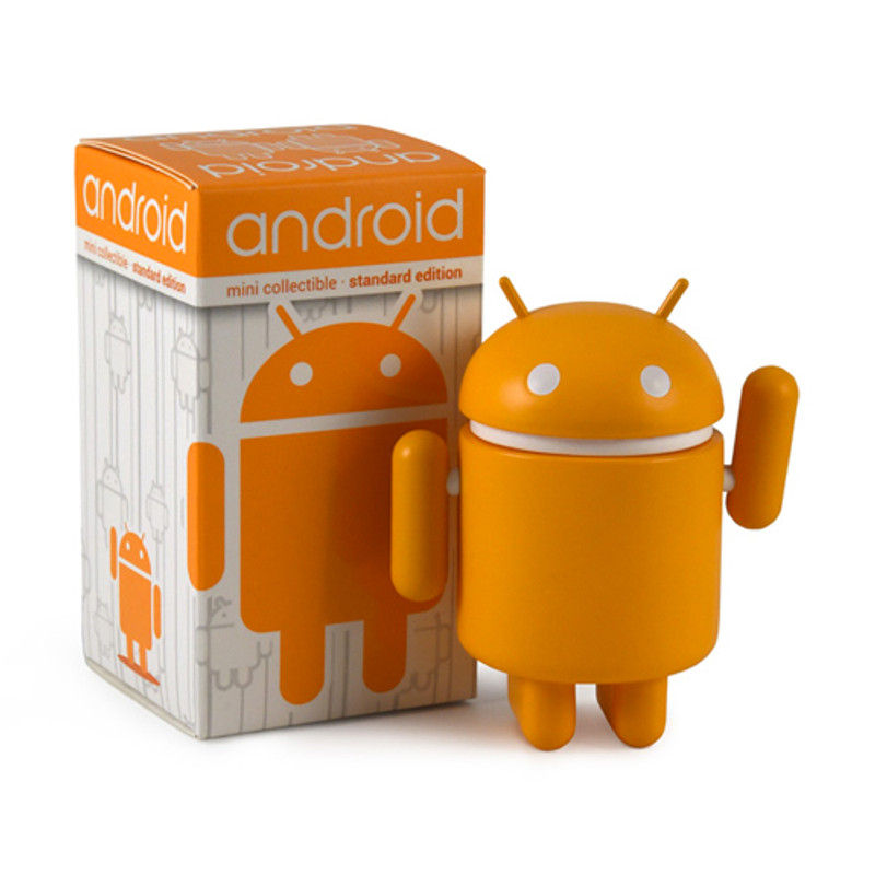 Android : Standard Orange