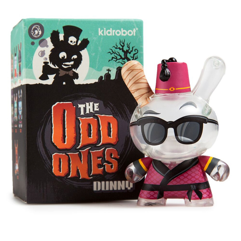 The Odd Ones Dunny Mini Series : Blind Box