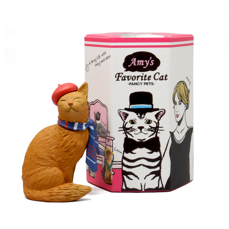 Fancy Pets : Amy's Favorite Cat Blind Box