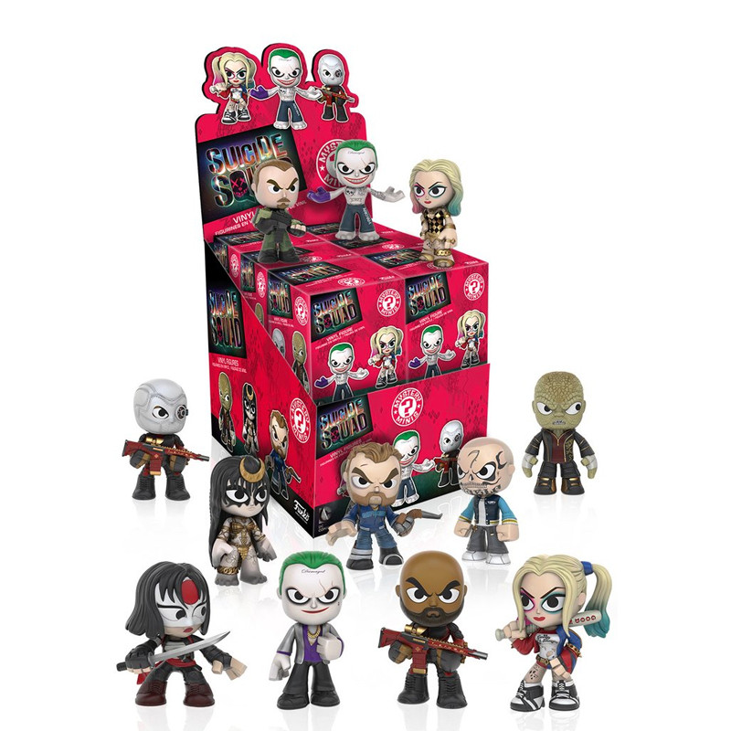 Suicide Squad Mystery Mini : Case of 12