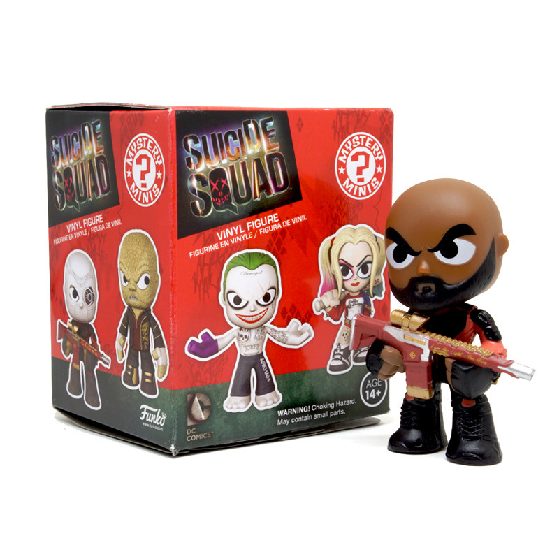 Suicide Squad Mystery Mini : Blind Box