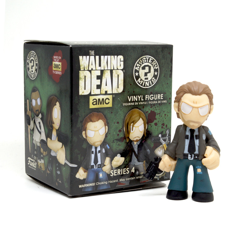 The Walking Dead Mystery Mini Series 4 : Blind Box