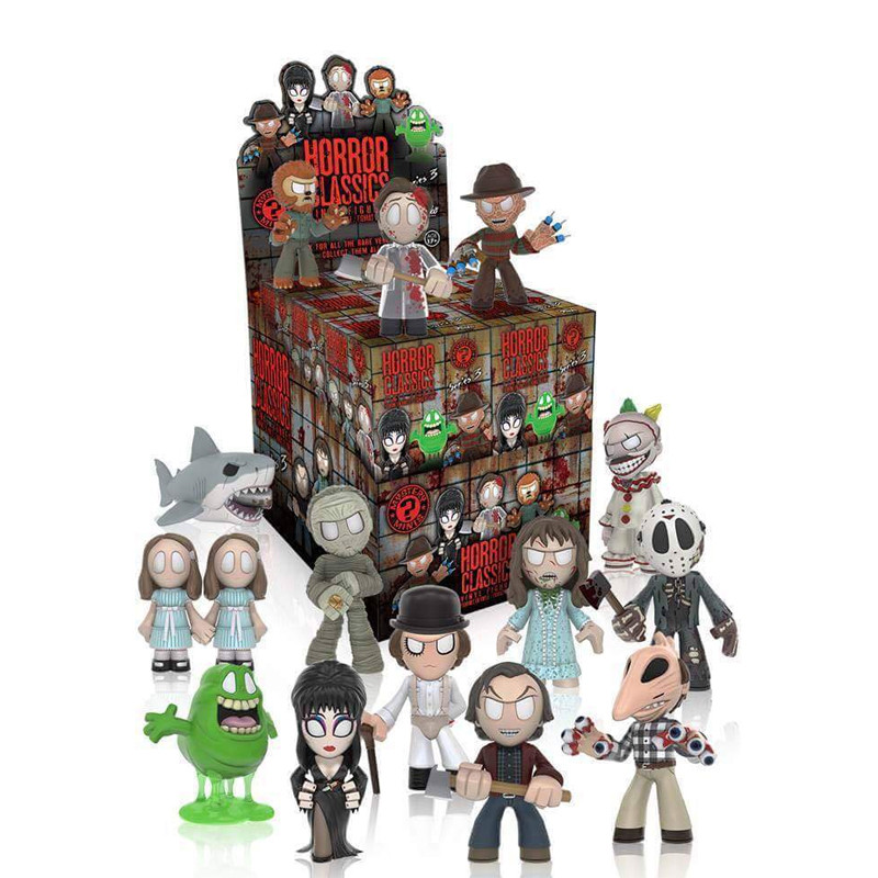 Horror Classics Mystery Mini Series 3 : Case of 12