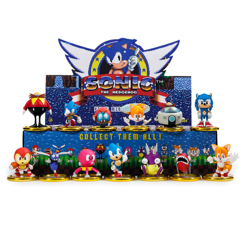Sonic the Hedgehog Mini Series : Case of 24
