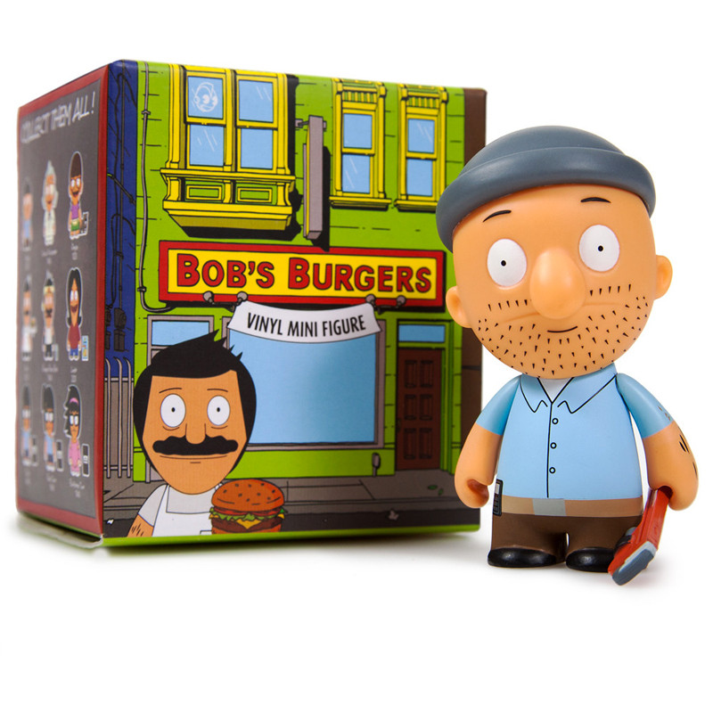 Bob's Burgers Mini Series : Blind Box