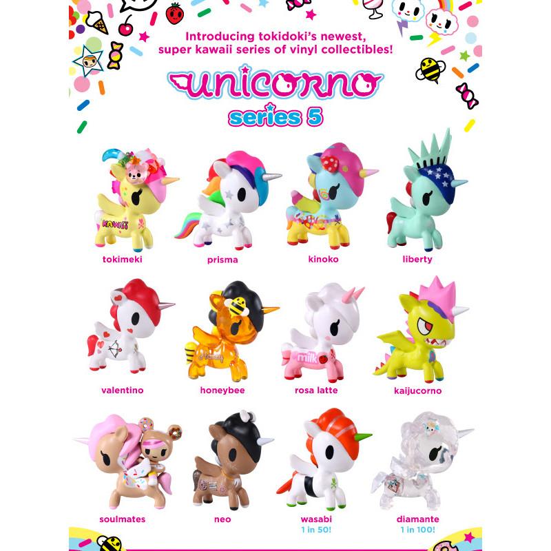 Unicorno Series 5 : Case of 24