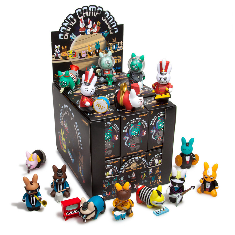 Band Camp 3000 Mini Labbit Series : Case of 24