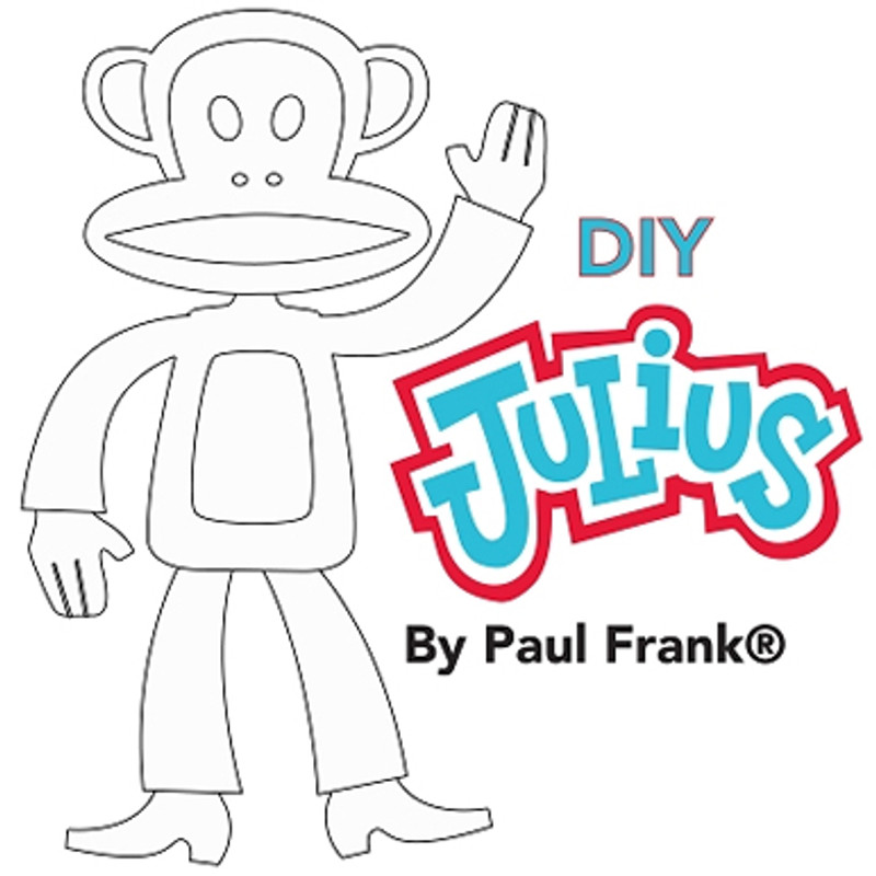 Paul Frank Julius : DIY