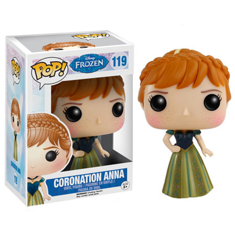 Pop! Disney Frozen : Coronation Anna