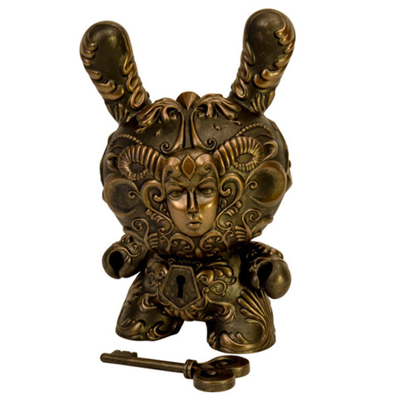 Dunny 8 inch : It's a F.A.D.
