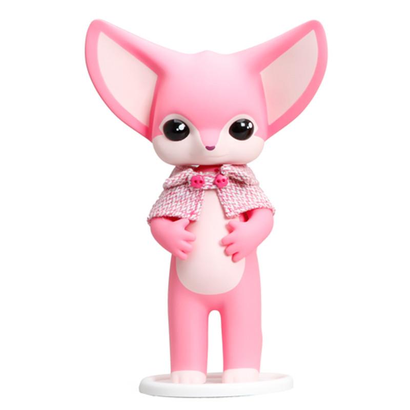Fennec Fox Dona : Pink