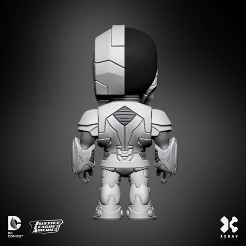 XXRAY : Cyborg