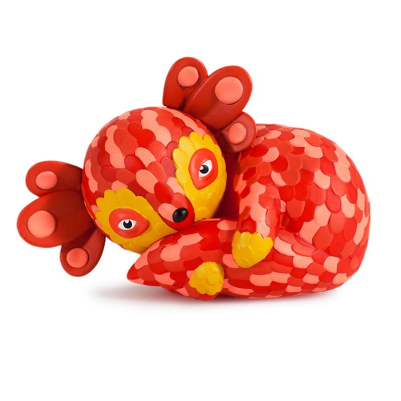 Horrible Adorables : Foxolotl