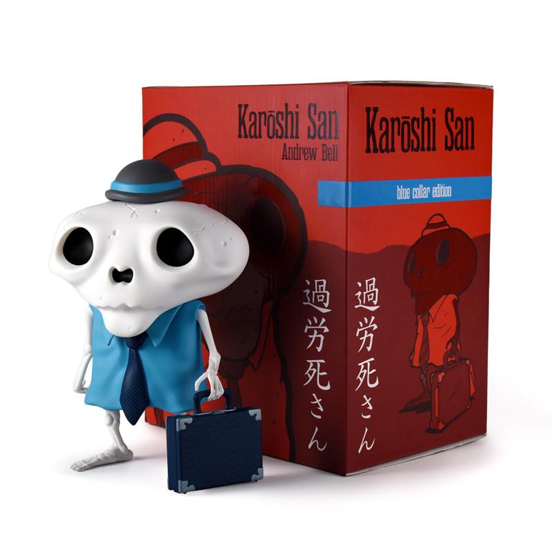 Karoshi San : Blue Collar Edition