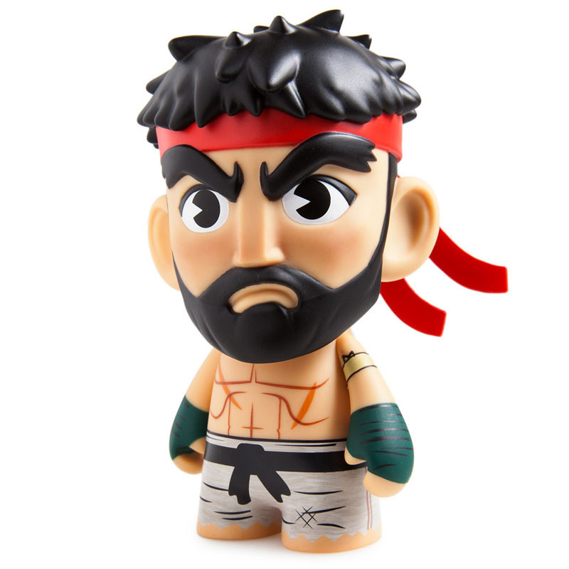 Street Fighter 7 inch : Hot Ryu
