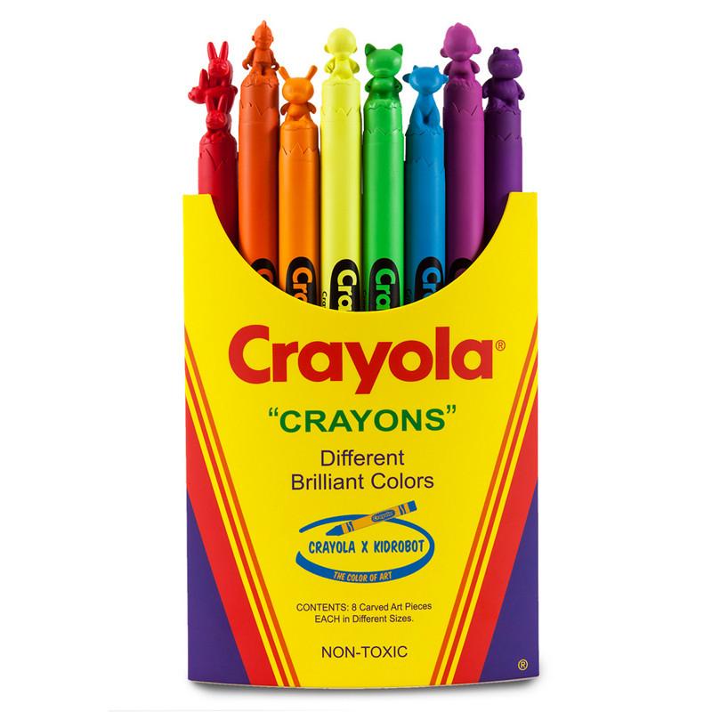 Crayola Crayons Figure