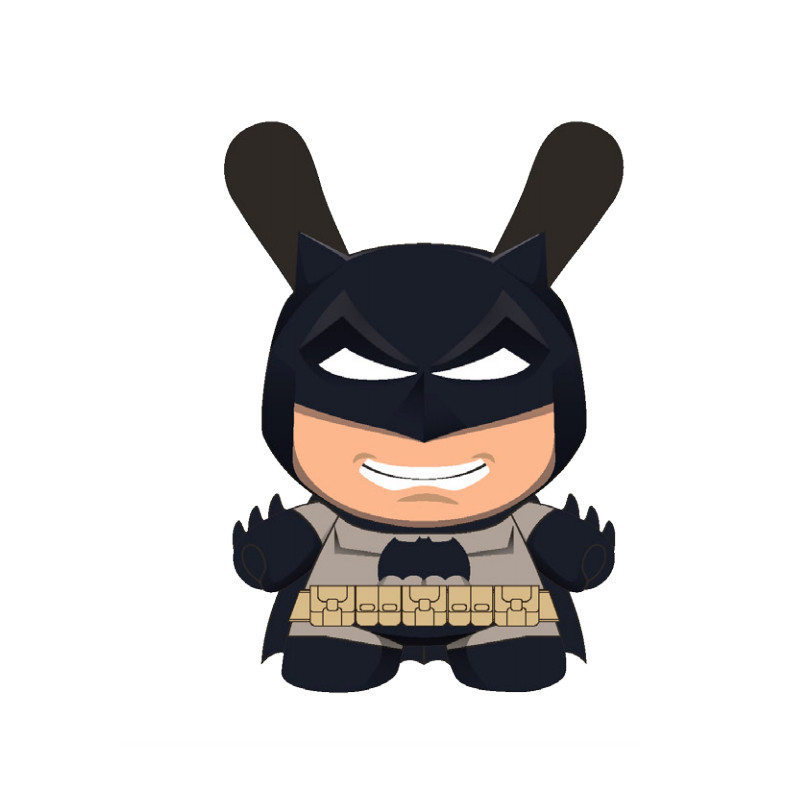 Dunny 5 inch : Dark Knight Batman