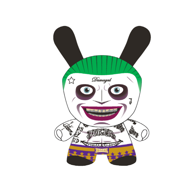 Dunny 5 inch : Suicide Squad Joker