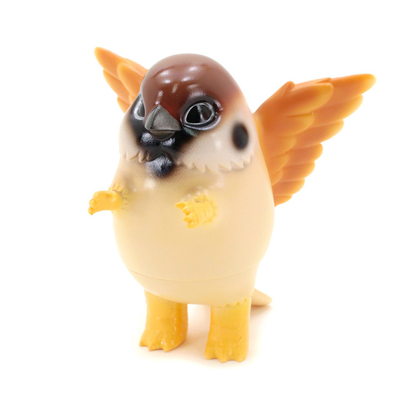 Pigora Sparrow by Konatsu