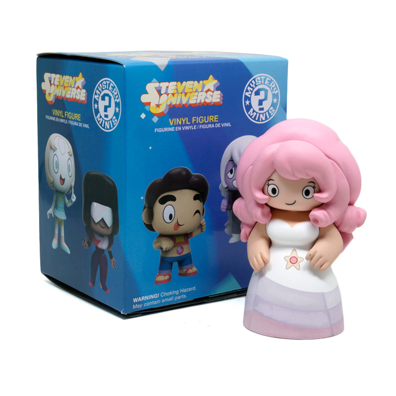 Toy Mystery Box : Steven universe mystery mini case of myplasticheart